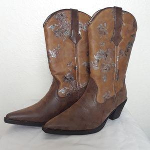 Roper Fashion Boots Snip Toe